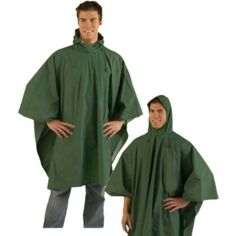 Texsport Laminated Nylon Poncho