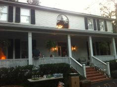 Historic Home right off of Washington Road.  Gorgeous garden area for intimate wedding