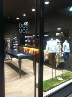 La primavera è arrivata anche a Milano Marittima. Ecco le foto del flagshipstore DOUUOD a Milano Marittima.  Spring is just arrived at flagshipstore DOUUOD, in Milano Marittima