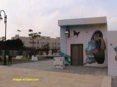 street art in vera spain