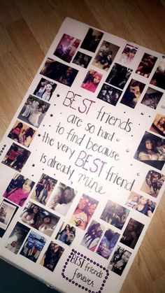 The Best Friends Are