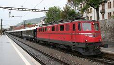 SBB-CFF-FFS Ae 6-6 - Venice-Simplon Orient Express - Wikipedia, the free encyclopedia