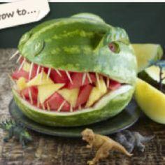 Watermellon T-Rex!