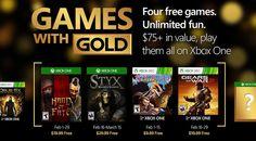 Descubre cuales son los juegos gratis en Games with Gold de febrero