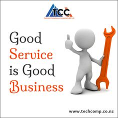 Good service equals good business. When you offer valuable #Service, your #Business grows as well. #Happy #Weekends from TCC.