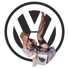 Pics vw girl volkswagen nude