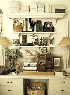 vintage interior design/images   antique, interior design, things, vintage, white - inspiring picture ...