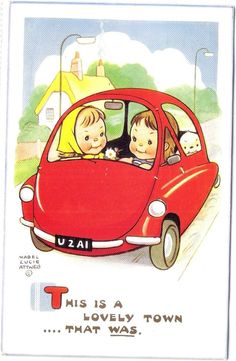 Mabel Lucie Attwell Childrens illustrations, Book