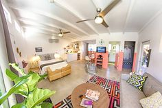 Check out our new listing on Airbnb: The Wesley Palm Springs Deluxe Queen Flat 8