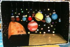 solar system dioramas | MotherhoodLater.com - World's leading newsletter, website and ...