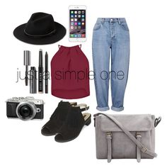 """""""$hell$"""" by sophlaugh ❤ liked on Polyvore featuring Topshop, Boohoo, MANGO, Bobbi Brown Cosmetics and Retrò"""