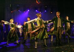 Dancing in Lithuanian traditional costumes #lithuania #dance #folk