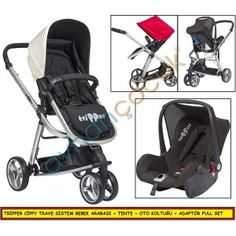 Tripper Cippy Travel Sistem Bebek Arabası Puset New 2014
