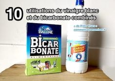 White Vinegar + Bicarbonate: 10 Uses Of This Mix . – White Vinegar + Bicarbonate: 10 Uses Of This Magic Mix.