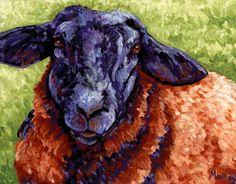 Oil Pastel Animals