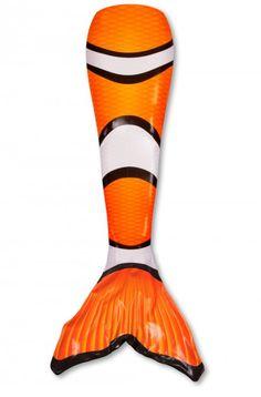 Limited Edition Clownfish Mermaid Tail from Fin Fun Mermaid!
