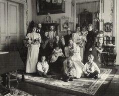 Danish Royal Family | The Danish Royal Family, September 1896