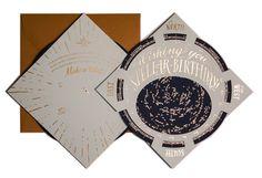 ummm... this is so epic. Ladyfingers Letterpress - Birthday Planisphere