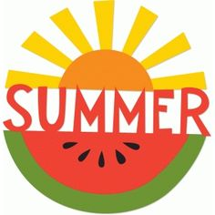 Silhouette Design Store - Search Designs : summer