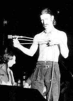 Frank Zappa - 1978 Berlino