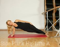 Lose Your Muffin Top w/ 2 moves from Tracey Mallett