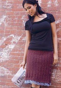194 Best Knitting Skirts, Dresses, Tunics images in 2019 | Knitting