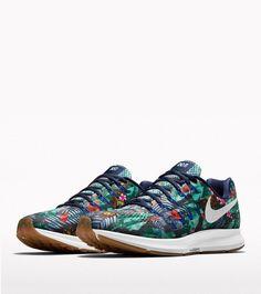 separation shoes 28e76 1f789 Nike Air Zoom Pegasus 33 Floral Calzas, Tenis, Zapatos, Reebok, Tienda De