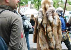 1 Picture 1 Word Urban Beast Lifestyle Photography, City Photo, Beast, Fur Coat, Urban, Fashion, Moda, Fashion Styles, Fashion Illustrations