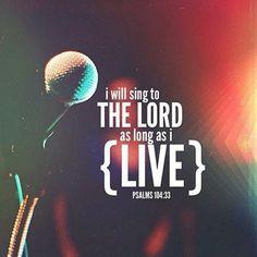 Psalms 104:33