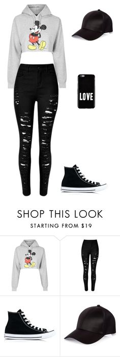 """Look 10"" by jessicasilva-vii on Polyvore featuring moda, Topshop, Converse, River Island e Givenchy"