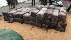 La DEA y DNCD incautan 75 paquetes de cocaína que venía para Puerto Plata