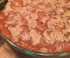 Use the slow cooker to make this super easy paleo sweet potato casserole