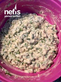 Çay Sohbetlerinin Vazgeçilmez Tarifi Tuzlu Kek - Nefis Yemek Tarifleri Best Breakfast Recipes, Risotto, Mashed Potatoes, Macaroni And Cheese, Food And Drink, Cookies, Healthy, Ethnic Recipes, Kitchens