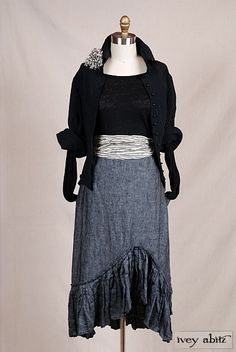Fall 2 2012 Look No. 6 | Vintage Inspired Women's Clothing - Ivey Abitz
