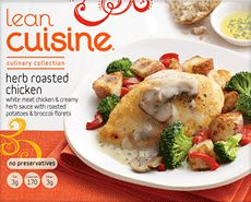 Lean cuisine morning collections veggie scramble for Are lean cuisine healthy