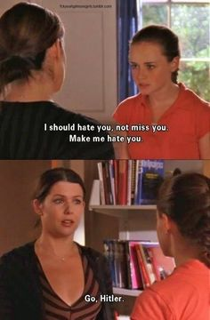 When she wasn't just Rory's mom, but also her best friend.   19 Times Lorelai Gilmore Nailed This Whole Parenting Thing