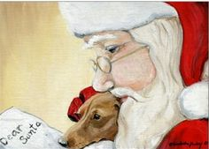 Santa loves doxies!