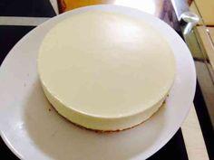 簡単!滑らかになる濃厚レアチーズケーキの画像