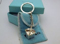 Tiffany & Co Sterling Silver 925 Key Chain Ring with Box. Get the lowest price on Tiffany & Co Sterling Silver 925 Key Chain Ring with Box and other fabulous designer clothing and accessories! Shop Tradesy now