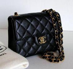 d83e11ba906c 280 Best Chanel Mini Flap bag in black images