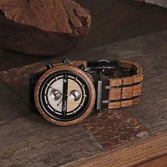 Pivné drevené hodinky – waidzeit.sk Wood Watch, Watches, Accessories, Wood Clocks, Wooden Clock, Wristwatches, Clocks, Jewelry Accessories