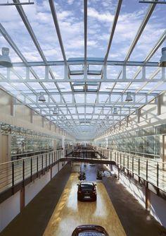 BMW Trainingsakademie | Ackermann Architekten BDA