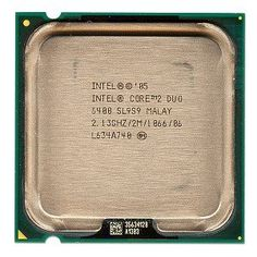 INTEL CORE 2 DUO E6400 PROCESS by HP. $103.00. Refurb !