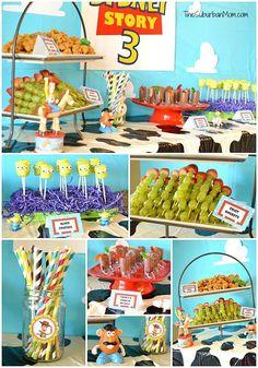 Toy Story Birthday P