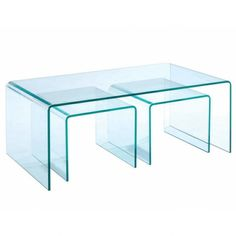 covet. Magussen 3 Piece Lumeno Nesting Table Set from Joss and Main!