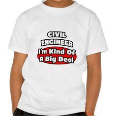 Civil EngineerBig Deal Tee T Shirt, Hoodie Sweatshirt
