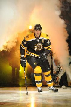 Zdeno Chara at the 2012 NHL All Star Game