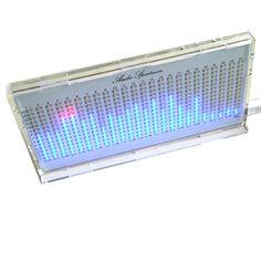 DIY AS1424 Music Spectrum LED Flashing Kit TOP Audio Spectrum