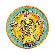 Image result for house tyrell patch