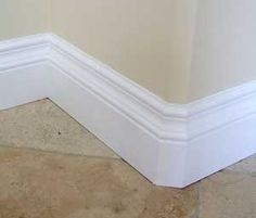 With the ideal trim job, the decorative molding can considerably affect your interior. Introduce aesthetic appeal to your space with these baseboard style inspirations. Baseboard Styles, Baseboard Ideas, West Melbourne, Palm Beach Fl, Decorative Mouldings, Baseboards, House In The Woods, Home Improvement, Molding Ideas